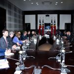 PRIME-MINISTER TAUR MATAN RUAK WELCOMES THE VISIT OF THE AMERICAN CONGRESSIONAL DELEGATION