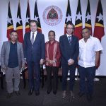 PRIME-MINISTER TAUR MATAN RUAK HOLDS A COURTESY MEETING WITH THE EUROPEAN UNION DELEGATION IN EAST TIMOR