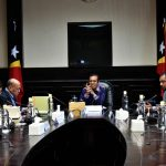 Primeiru-Ministru Taur Matan Ruak Bolu Ministru Defeza no Ministru Relevante sira hodi diskute Kona-ba Seguransa Marítima
