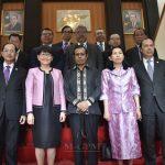 "Primeiru-Ministru Taur Matan Ruak Garante ba ""Fact-Finding Mission ASEAN"" Katak Adezaun Timor-Leste Nian Sei La Sai Pezu"
