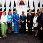 Primeiro-Ministro Taur Matan Ruak Apresenta Votos De Sucesso Aos Novos Embaixadores Que Tomaram Posse