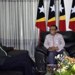 Primeiru-Ministru Taur Matan Ruak Apezenta Nia Pedidu Demisaun ba Prezidente Repúblika Lú Olo
