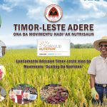 """Timor-Leste officially joins the SUN Movement """"Scaling Up Nutrition"""""""