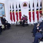 Primeiro-Ministro recebeu em audiência os novos dirigentes da Associação de Empresas Chinesas em Timor-Leste