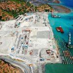 Novo porto de Tibar inicia operação em abril de 2022